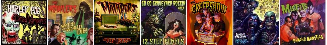 Psychobilly & Horror-Punk Halloween