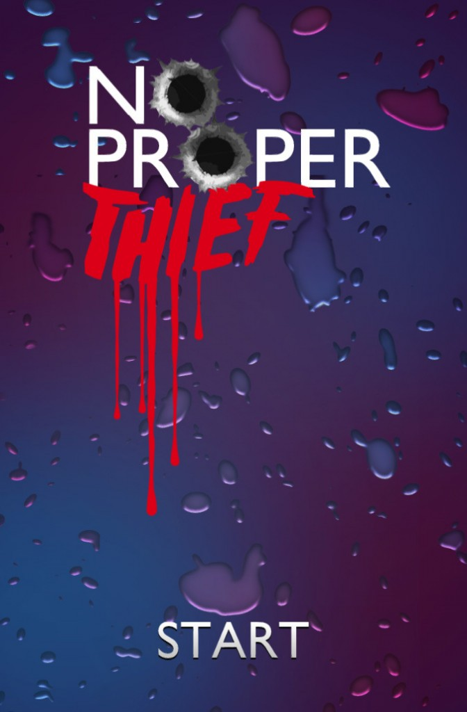 No Proper Thief update